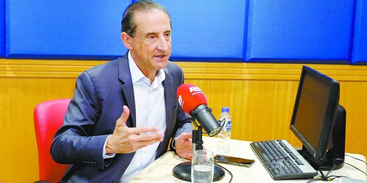 Skaf diz que fez campanha de alto nível, sem aceitar coligações