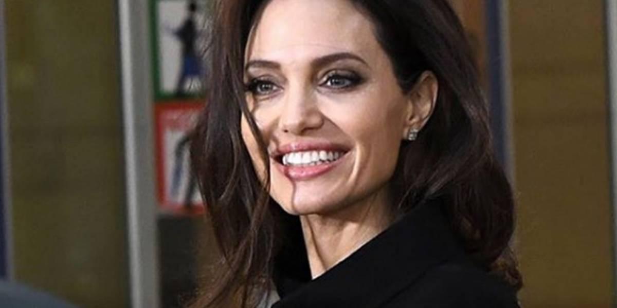 El radical cambio de look de Angelina Jolie que hizo enloquecer a sus fans