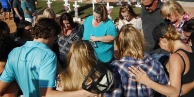 Recuerdan a víctimas de tiroteo en Las Vegas