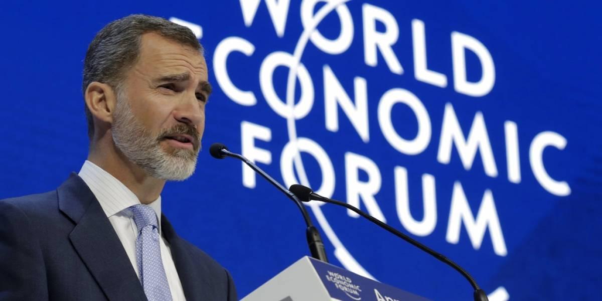 Por primera vez el rey de España asistirá a un cambio de gobierno en México