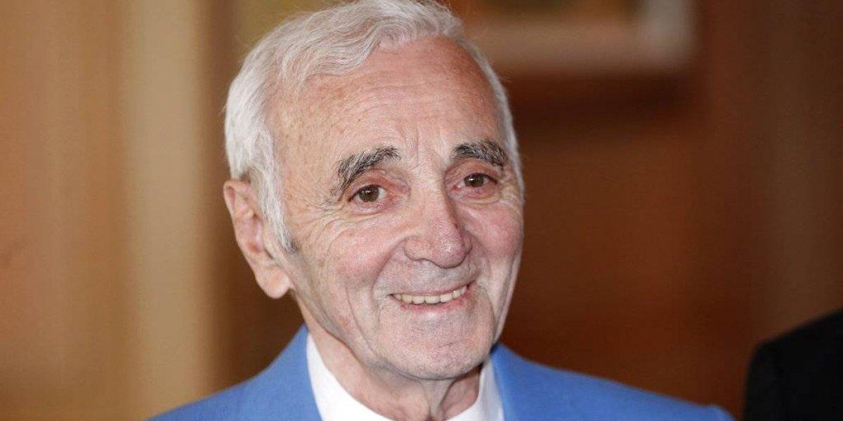 Fallece Charles Aznavour, el último gran representante de la canción francesa