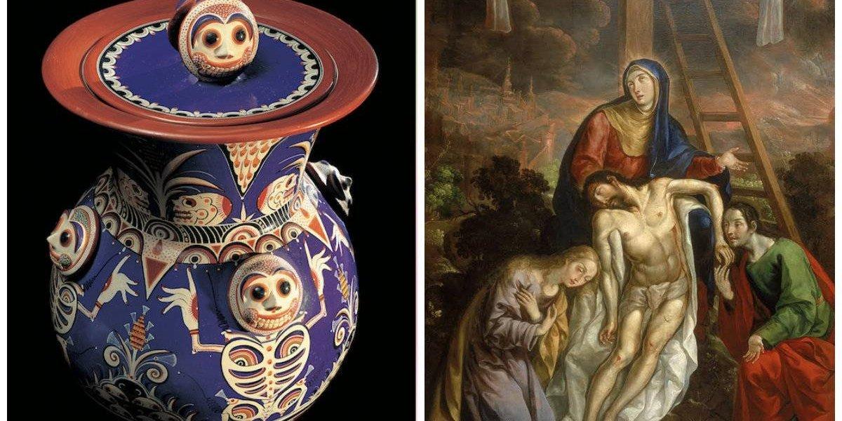 Inauguran Casa de México en España con dos exposiciones de arte popular mexicano