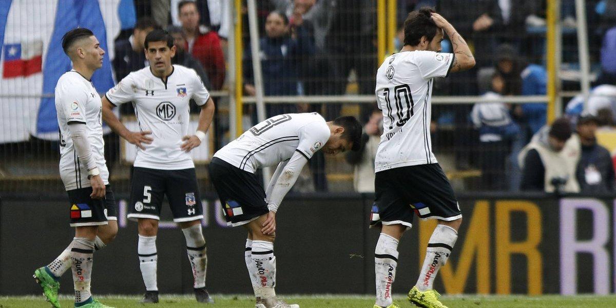 Los factores que marcaron la derrota de Colo Colo ante la UC y lo dejaron fuera de la lucha por el título
