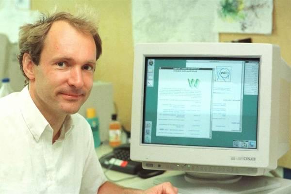 Resultado de imagen para Tim Berners Lee