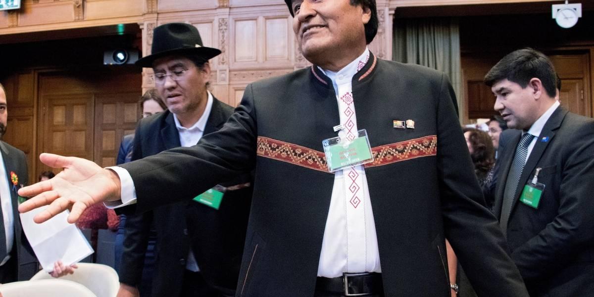 Corte de la ONU rechaza caso de acceso de Bolivia a Pacífico