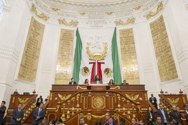 Además los legisladores buscan desafiar a la Corte. Foto: Notimex