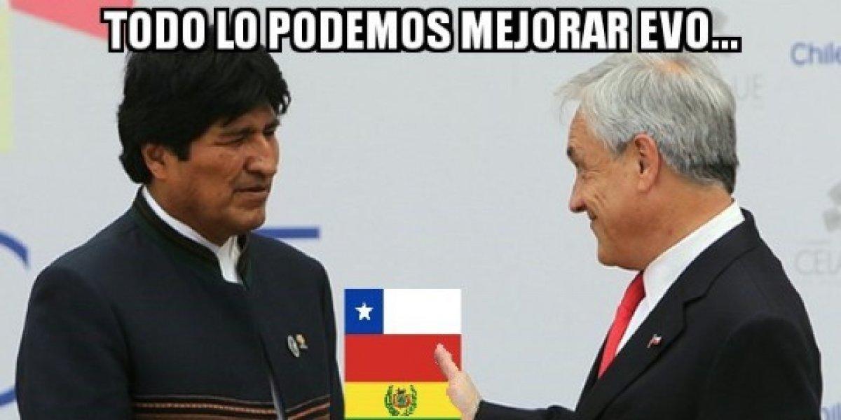 La Haya da lectura al fallo por la demanda marítima de Bolivia contra Chile y ya tenemos memes
