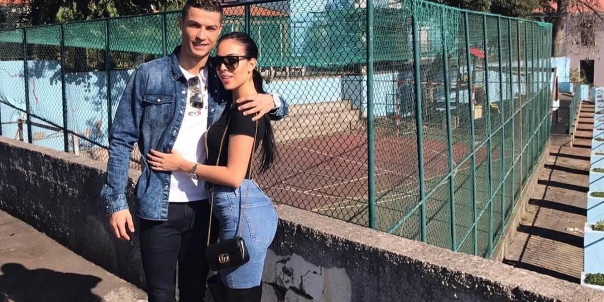 La novia de Cristiano se pronunció sobre la acusación de violación en contra del jugador