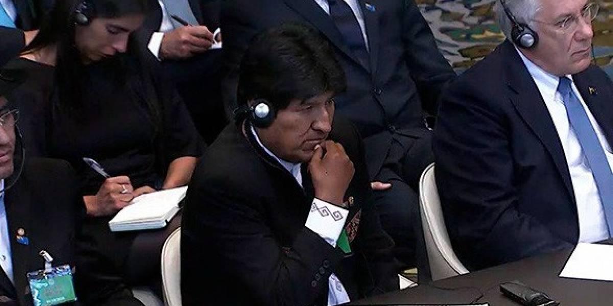 """El desesperado intento de Evo Morales por mantener vivo el """"tema del mar"""": mandó carta a Piñera"""