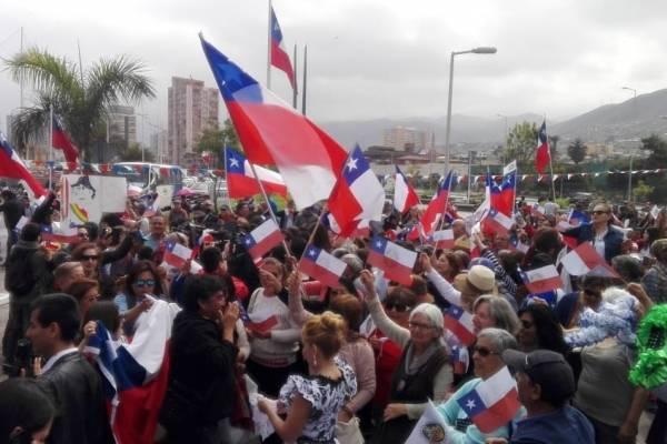 Antofagasta triunfo Bolivia