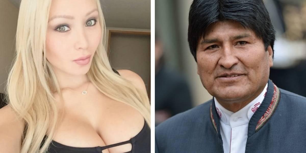 """Daniella Chávez se """"lanza"""" como analista política tras fallo de La Haya: """"Evo Morales siempre será un vecino odioso"""""""