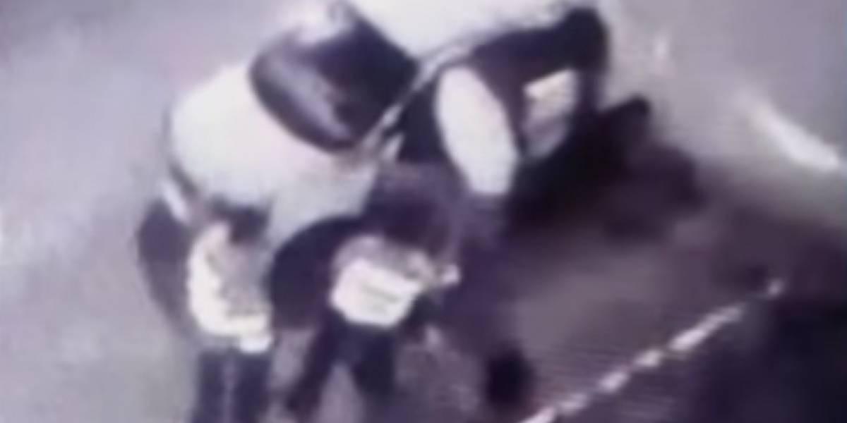 Taxista denuncia que cuatro policías lo golpearon en el CAI 20 Julio de Bogotá