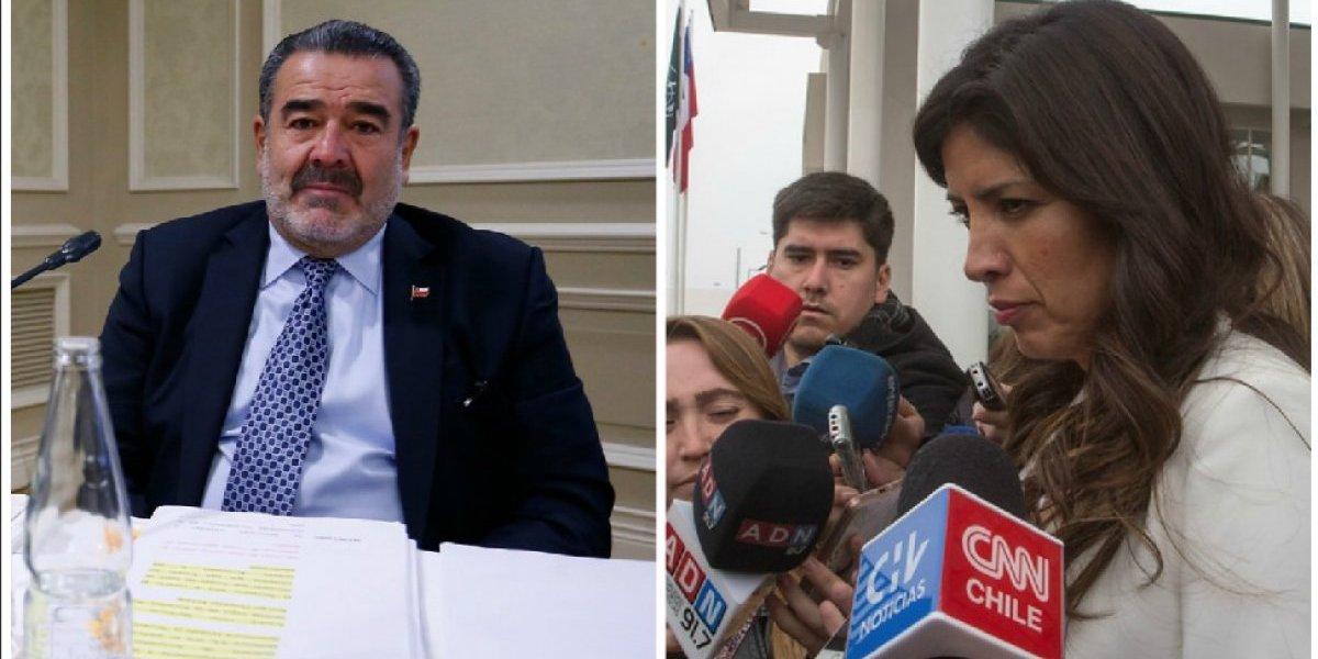 Andrónico Luksic y alcaldesa de Antofagasta también apuntaron sus dardos contra Evo tras fallo de La Haya