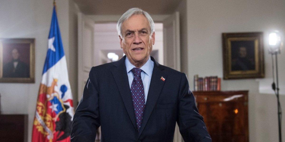 """Presidente Piñera ofrece activar """"de inmediato diálogo constructivo"""" con Bolivia en el marco de los tratados firmados"""