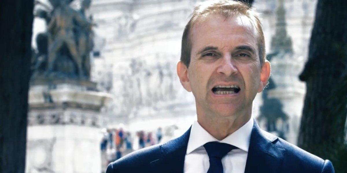 Italia designó nuevo embajador: Mauro Battocchi espera desarrollar nuevos proyectos con Chile