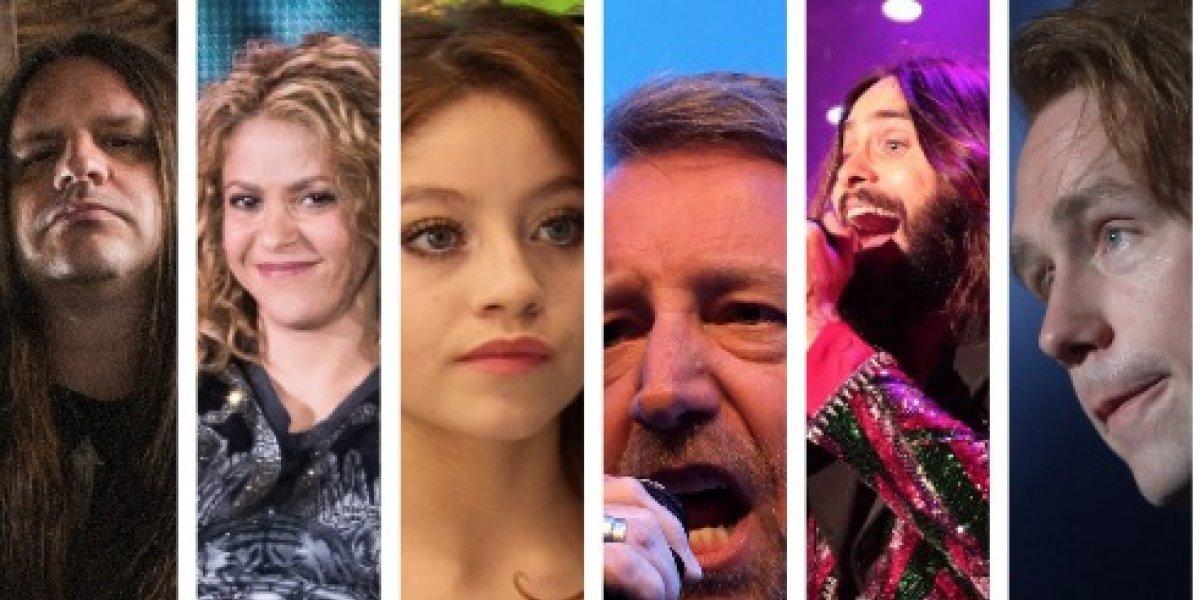 Agenda los conciertos de octubre en Guadalajara