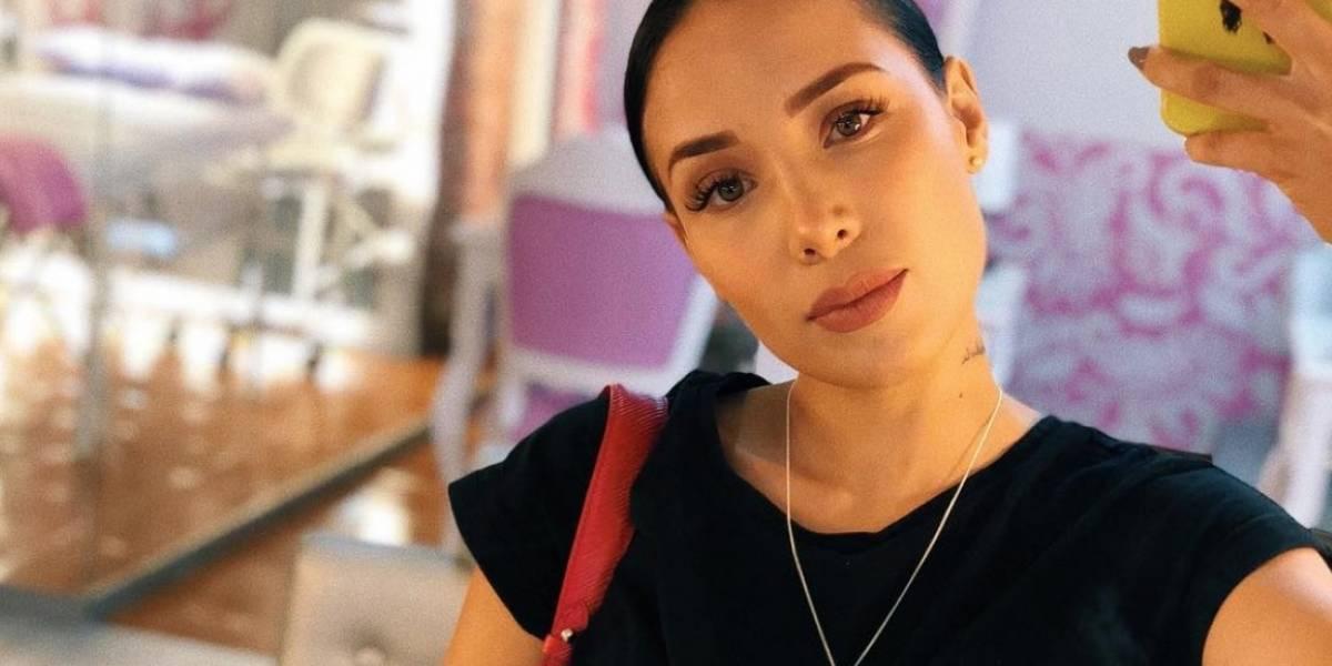 Luisa Fernanda W ya había anunciado que volvería a tener un romance, esta es la prueba