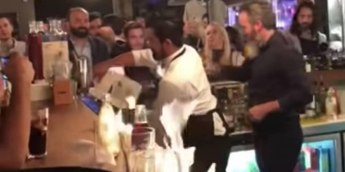 Turquía: Cinco heridos por explosión en restaurante de Salt Bae que visitó Nicolás Maduro