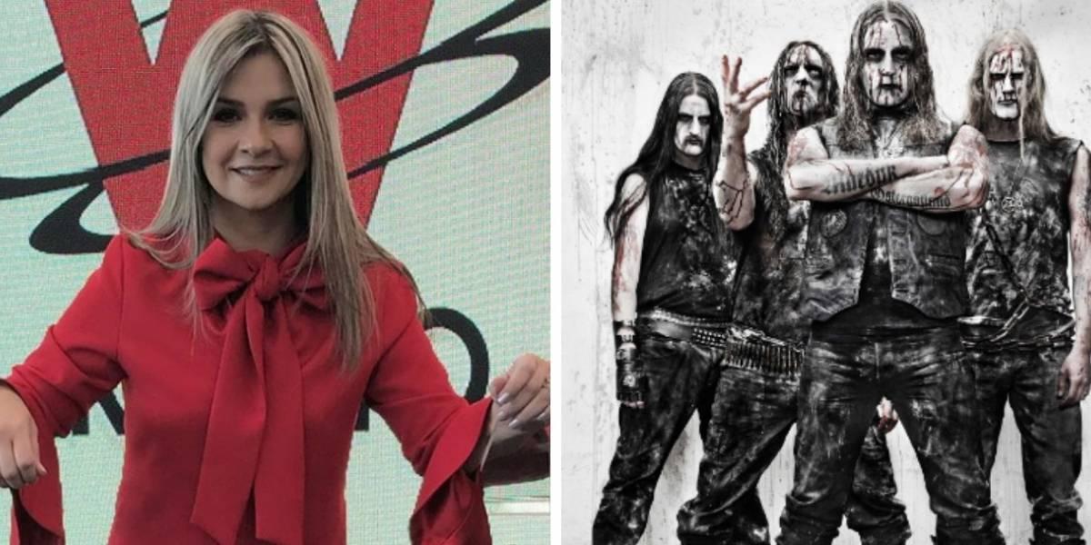 Vicky Dávila se despacha contra Marduk y la gente se despacha contra ella