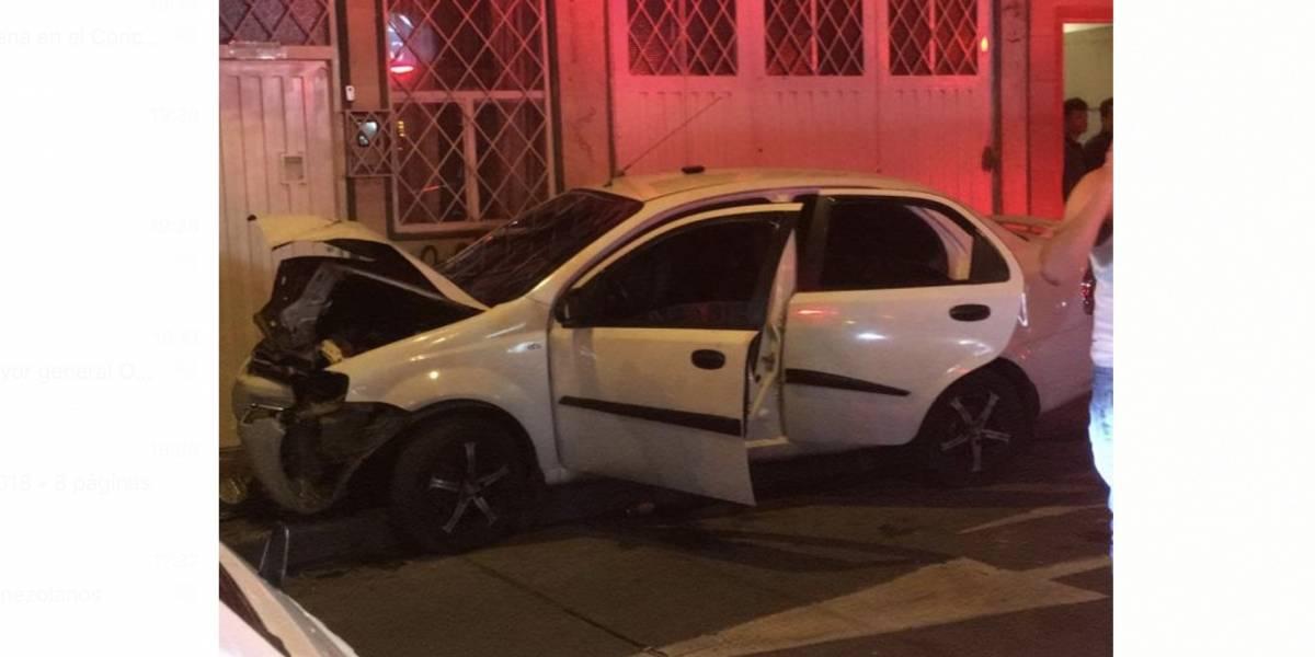 Video: Así fue el accidente en el que resultaron lesionados dos niños en Engativá