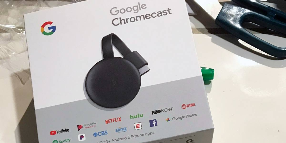 Por error, Best Buy vende un Chromecast que no ha sido anunciado