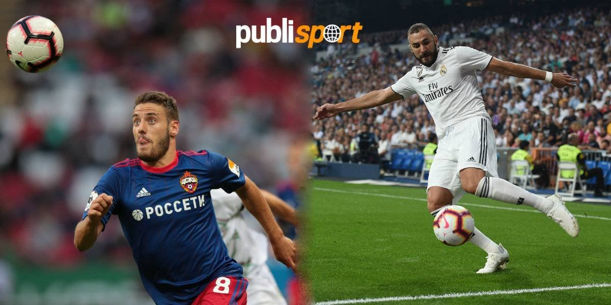 CSKA Moscú vs Real Madrid, ¿dónde y a qué hora ver el partido?
