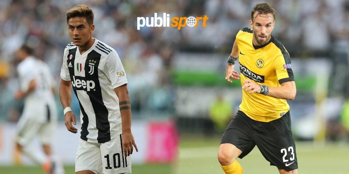 Juventus vs Young Boys, ¿dónde y a qué hora ver el partido?