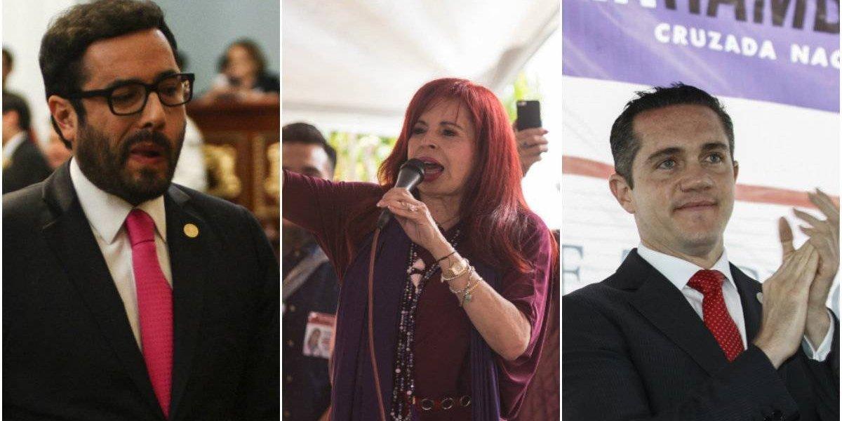 MAPA: Conoce a los 16 nuevos alcaldes de la CDMX