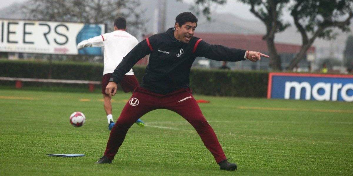 Hinchas de Universitario ingresaron al entrenamiento para amenazar y darle un ultimátum a Nicolás Córdova