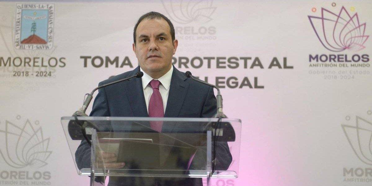 Cuauhtémoc Blanco ficha a ex americanistas para su gabinete