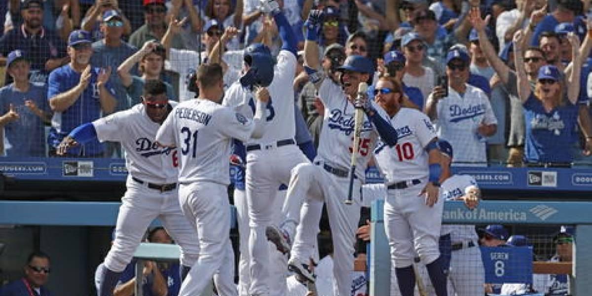 Dodgers y Cerveceros sonríen tras juego 163