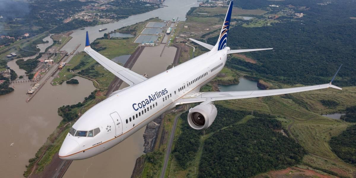Copa Airlines ingresa a la nueva 'Era Max' con primer vuelo comercial