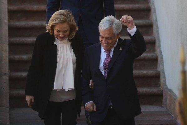 """Piñera a Evo: """"Nos ha hecho perder cinco años"""""""