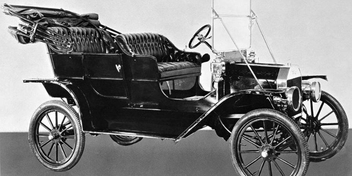 El mítico Ford T está de cumpleaños y llega a los 110