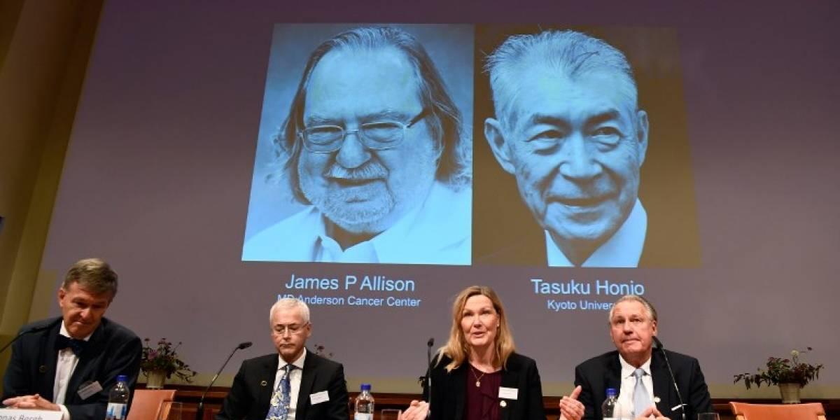 El Nobel de Medicina premia la inmunoterapiacontra elcáncer