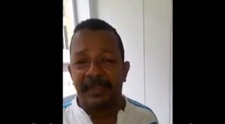 Video: presunto asesino de niña en Fundación habló después de su captura