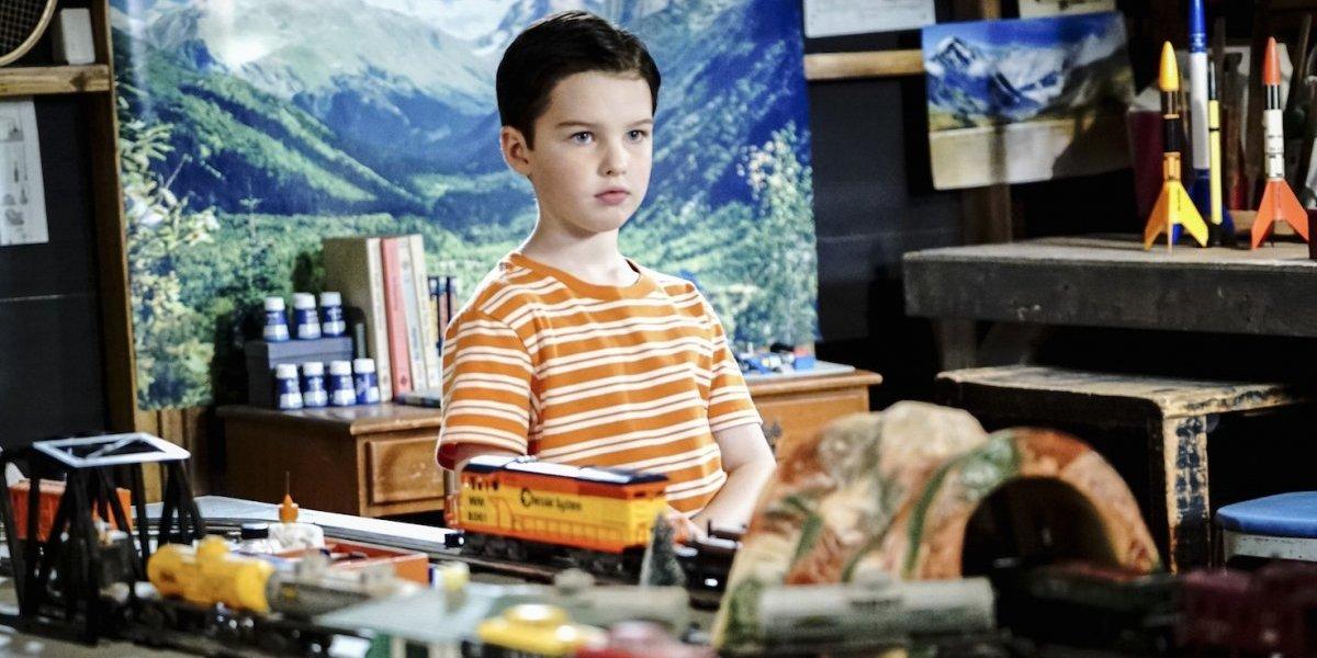 """Iain Armitage: """"La similitud entre el niño Sheldon y yo es que amamos la ciencia"""""""