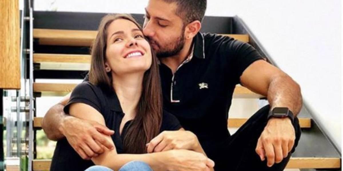 Binomio de Oro y cantantes vallenatos se solidarizan con Jean Piero por la muerte de Laura Muñoz