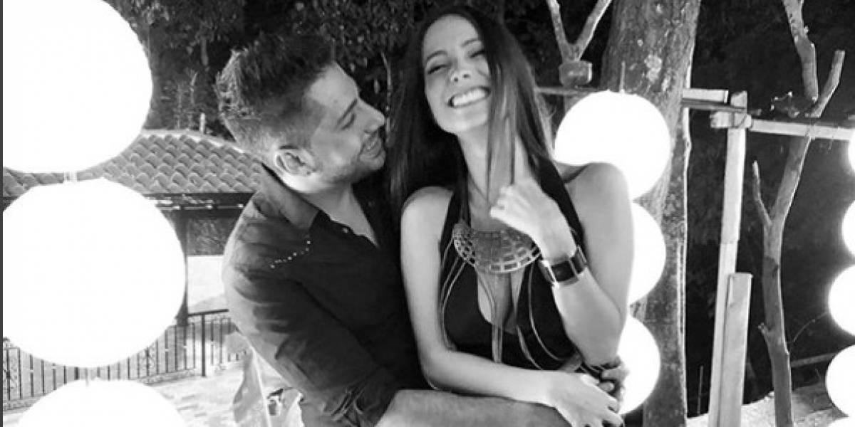 Jean Piero le dedica un mensaje a su esposa Laura Muñoz