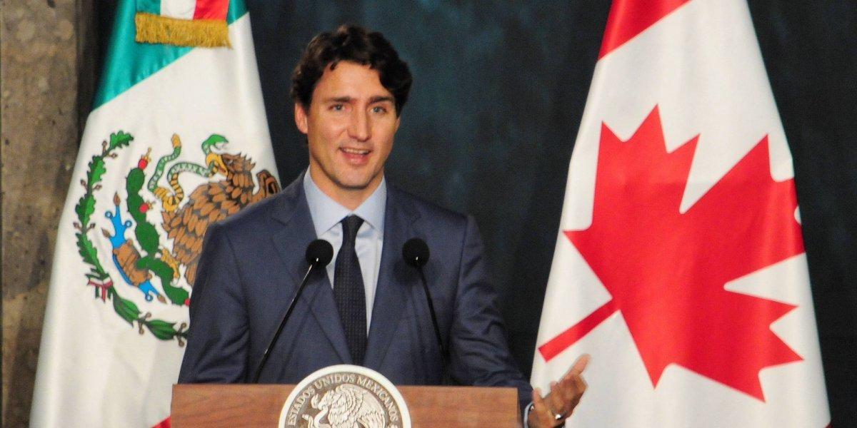 Justin Trudeau agradece a quienes hicieron posible el nuevo acuerdo trilateral