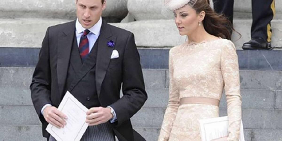 El ataque de celos de Kate Middleton por el príncipe William durante su viaje a África