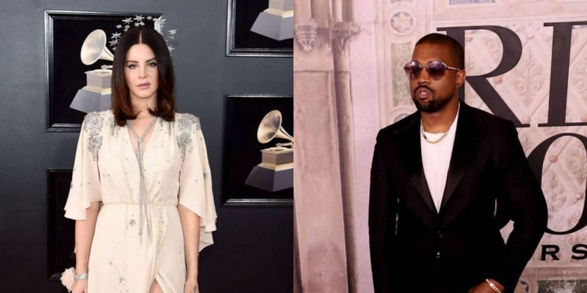 Lana Del Rey detona Kanye West por apoio a Donald Trump