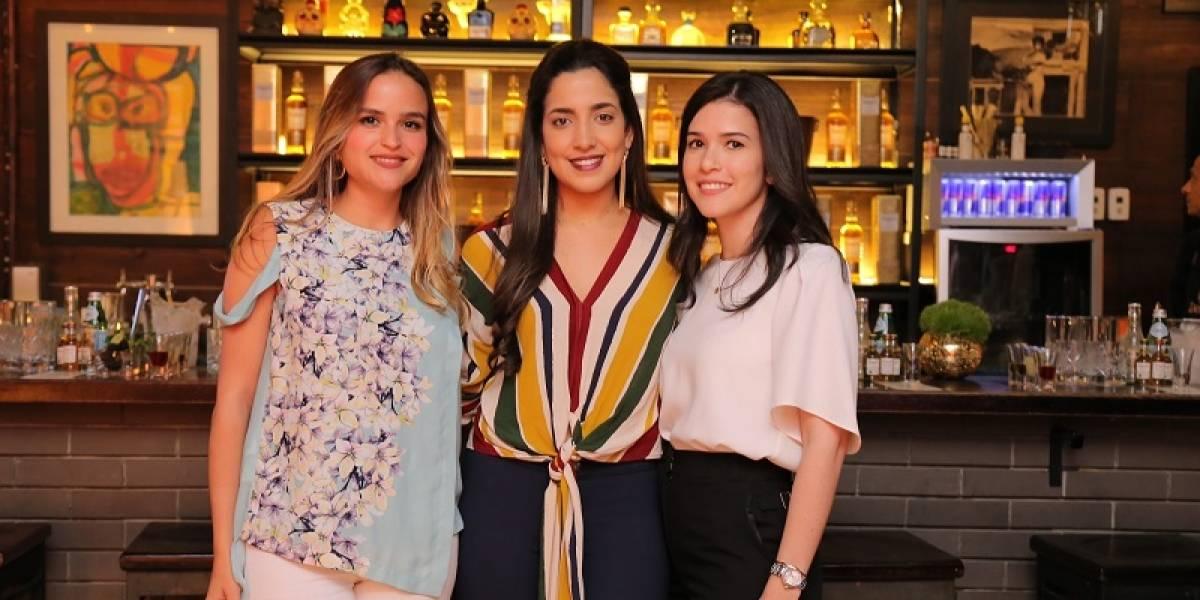 #TeVimosEn: Representantes de la marca Dewar´s celebraron el Dewar´s Club Cocktail Masterclass