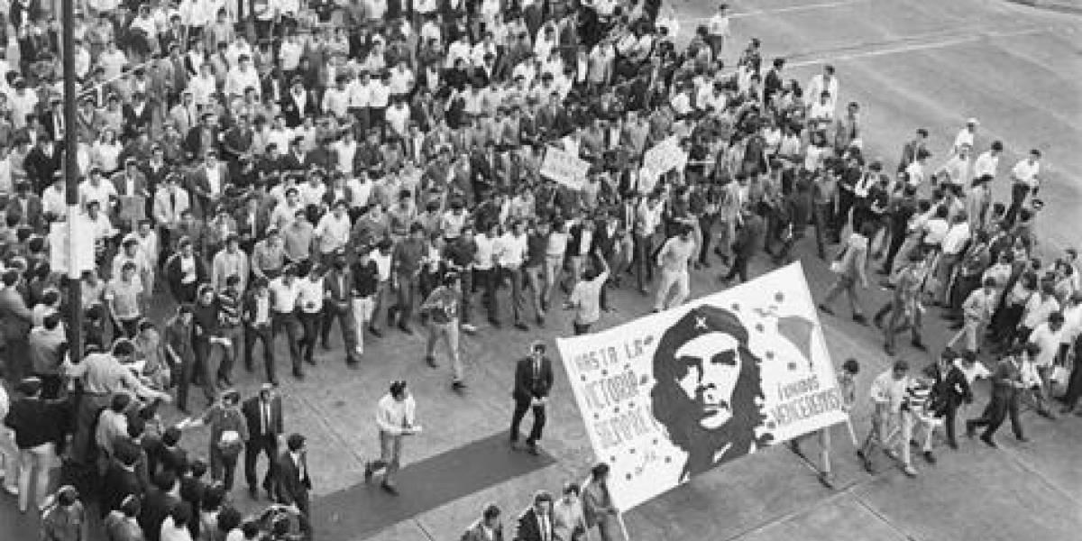 Movimiento del 68 detonó avances políticos, sociales e intelectuales para el país