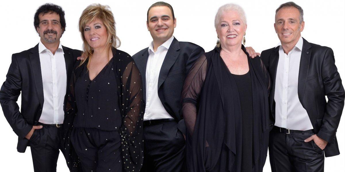 Mocedades y Armando Manzanero se presentarán en un concierto sin precedentes