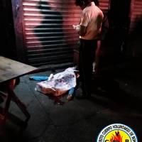 mujer asesinada en zona 9