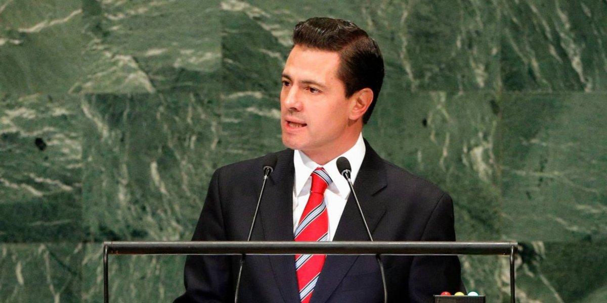 Destaca Peña Nieto logros alcanzados a favor de la juventud este sexenio