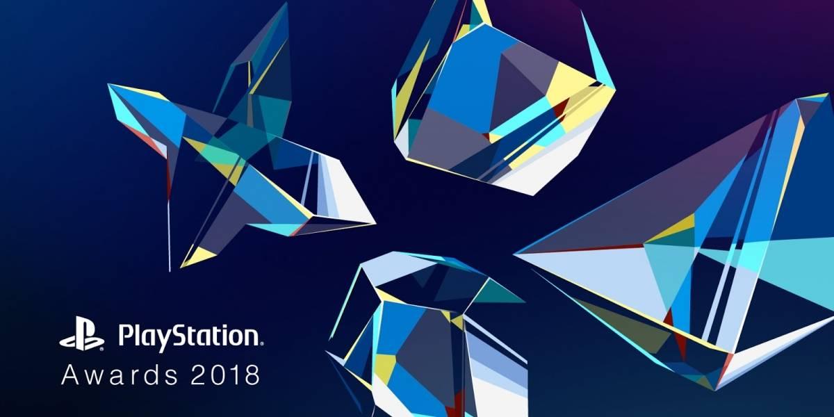 Sony anuncia los PlayStation Awards 2018 para diciembre
