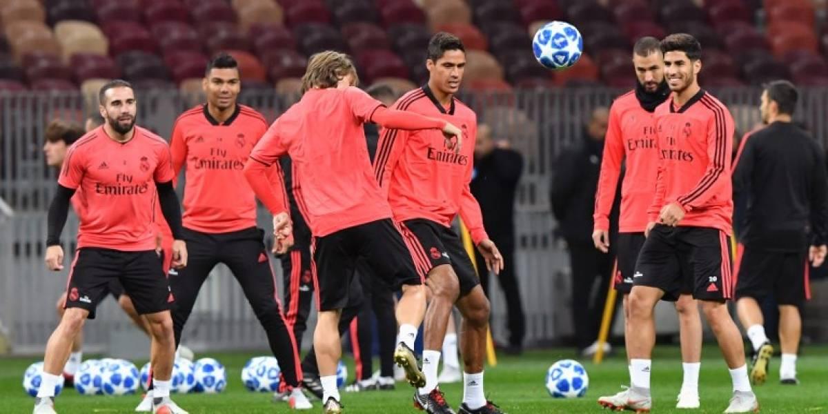 Sin Bale ni Ramos, el Madrid buscavolver a la victoria en el frío de Rusia