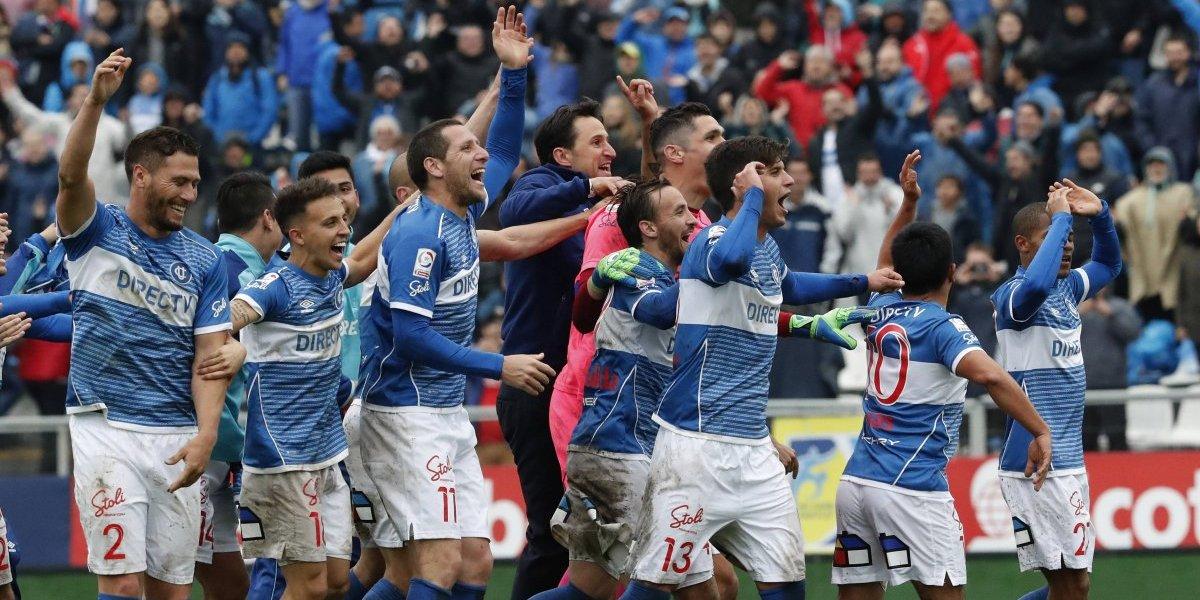 La UC viaja a Talcahuano: La programación de la fecha 25 del Campeonato Nacional